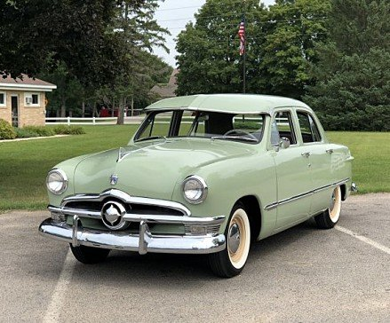1950 Ford Custom for sale 101023624