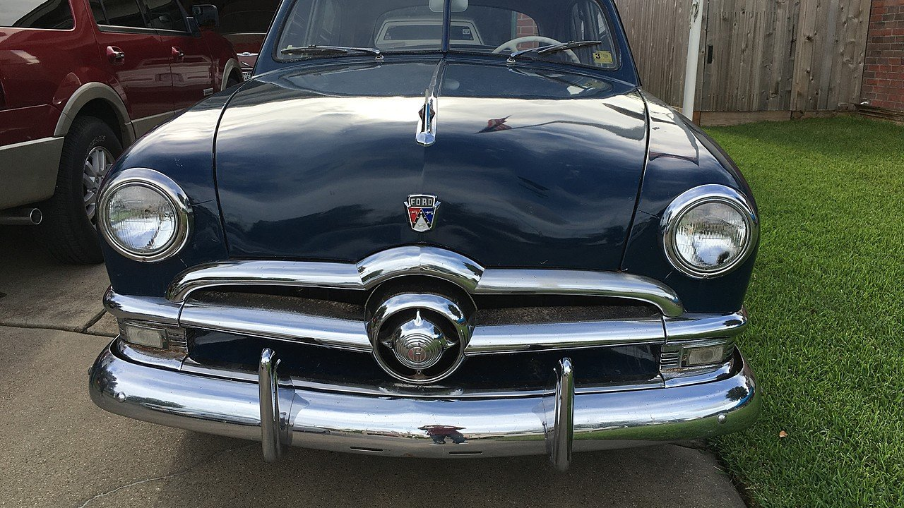 1950 Ford Deluxe for sale near Katy, Texas 77493 - Classics on ...
