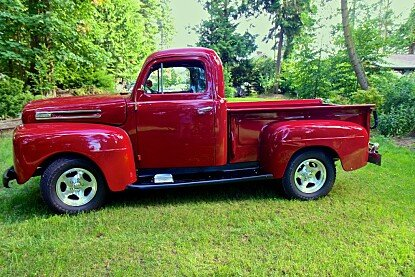 1950 Ford F1 for sale 100762503