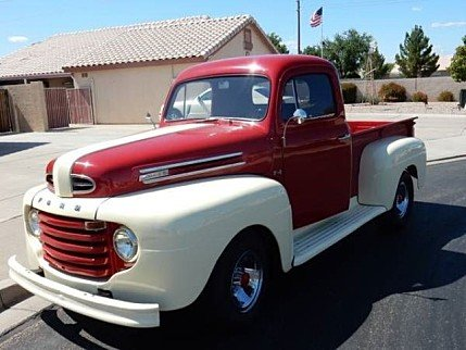 1950 Ford F1 for sale 100803251