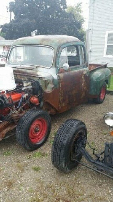1950 Ford F1 for sale 100823620