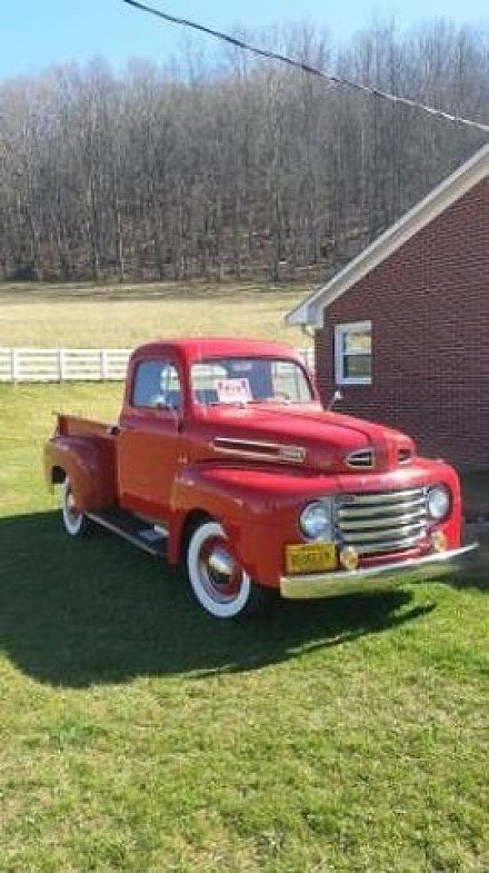1950 Ford F1 for sale 100851970