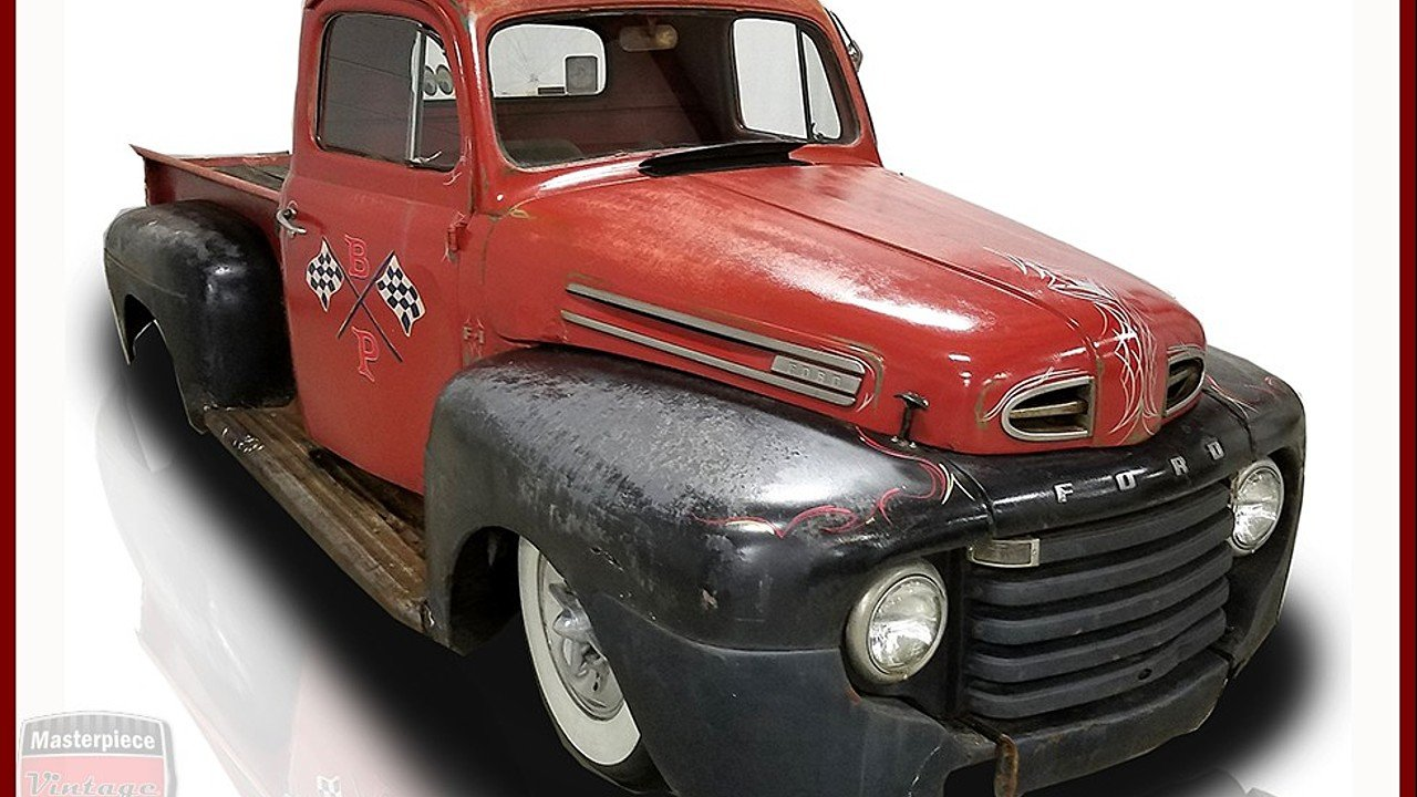 1950 Ford F1 for sale 100890710