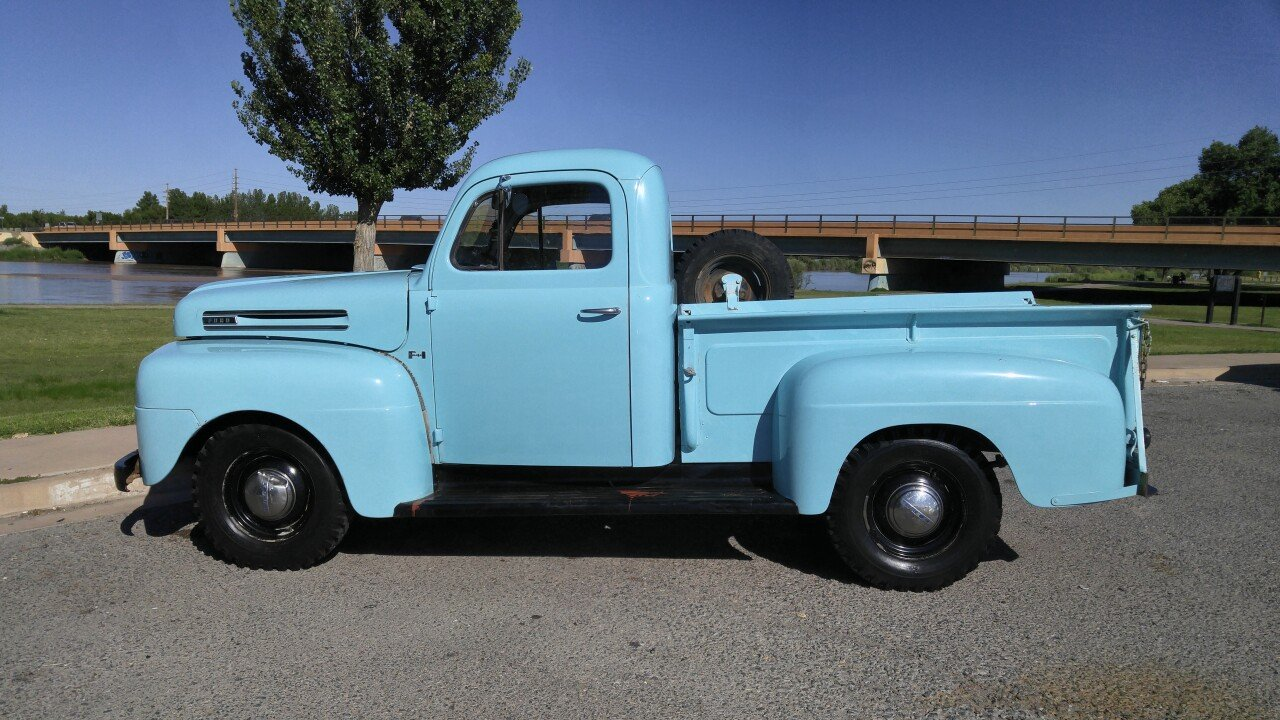 1950 Ford F1 For Sale Near Las Cruces New Mexico 88004
