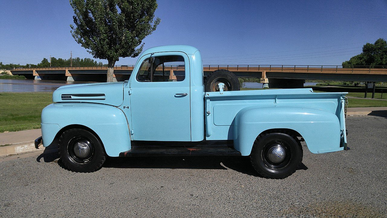1950 Ford F1 for sale near Las Cruces, New Mexico 88004 - Classics ...