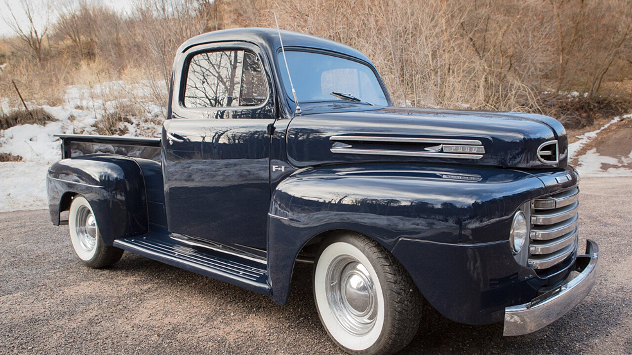 1950 Ford F1 for sale near Pocatello, Idaho 83201 - Classics on ...