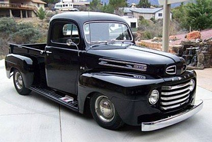 1950 Ford F1 For Sale 100829911