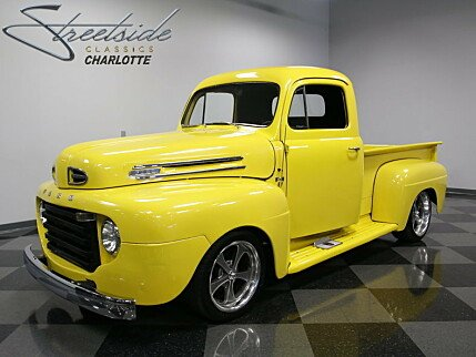 1950 Ford F1 for sale 100853652