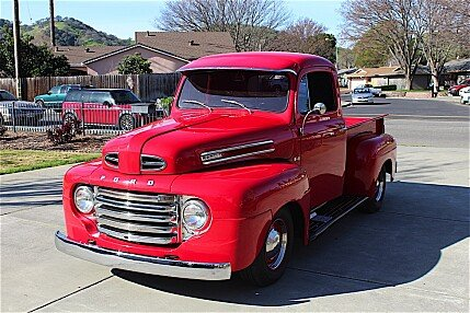 ford f1 classics for sale classics on autotrader. Black Bedroom Furniture Sets. Home Design Ideas