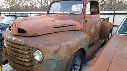 1950 Ford F1 for sale 100885118