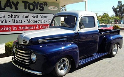 1950 Ford F1 for sale 100917197