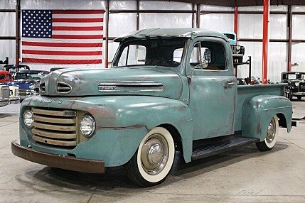 1950 Ford F1 for sale 100925248