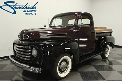 1950 Ford F1 for sale 100954318