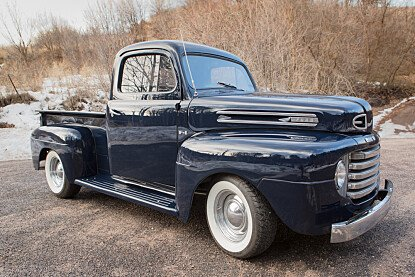 1950 Ford F1 for sale 100972492