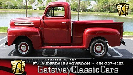 1950 Ford F1 for sale 100999382