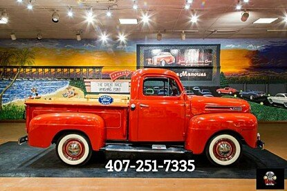 1950 Ford F1 for sale 101056908