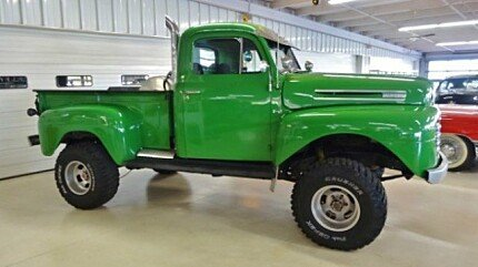 1950 Ford F2 for sale 100817873