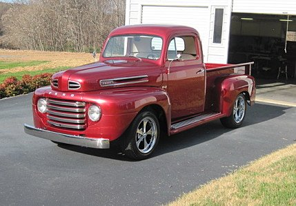 1950 Ford F2 for sale 100884277