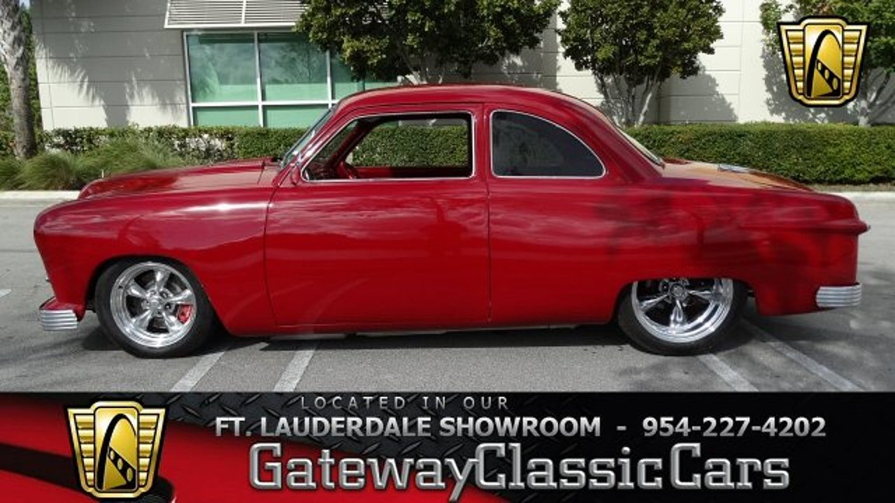 1950 Ford Other Ford Models for sale 100963976