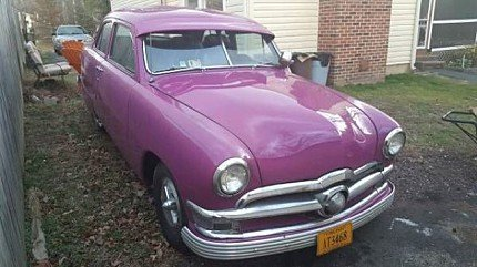 1950 Ford Other Ford Models for sale 100849518