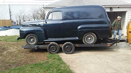 1950 Ford Other Ford Models for sale 100856169