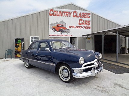 1950 Ford Other Ford Models for sale 101014222