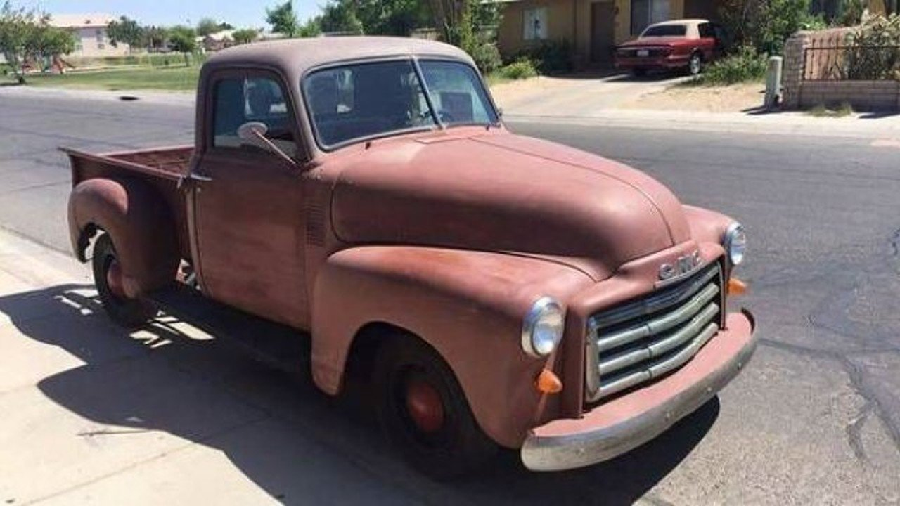 1950 gmc pickup for sale near cadillac michigan 49601 classics on autotrader. Black Bedroom Furniture Sets. Home Design Ideas