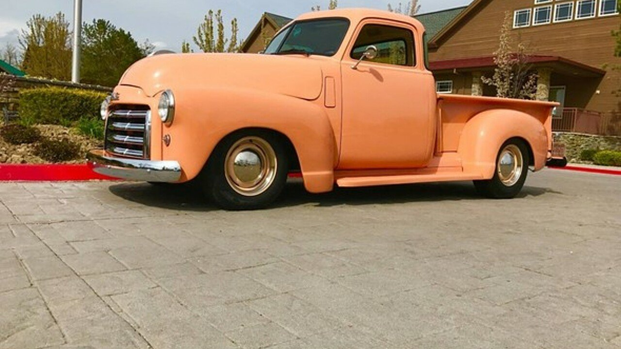 1950 gmc pickup for sale near woodland hills california 91364 classics on autotrader. Black Bedroom Furniture Sets. Home Design Ideas