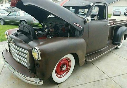 1950 gmc pickup classics for sale classics on autotrader. Black Bedroom Furniture Sets. Home Design Ideas
