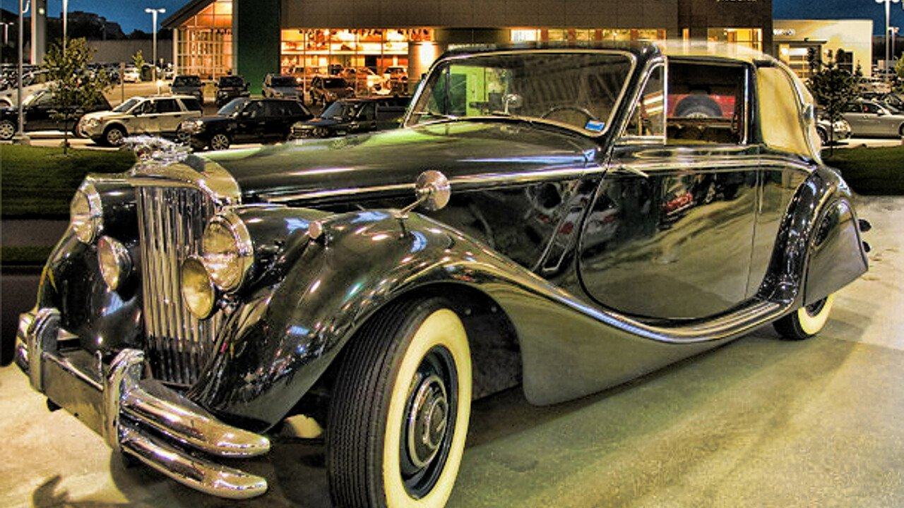 1950 Jaguar Mark V for sale near Golden Valley, Minnesota 55426 ...