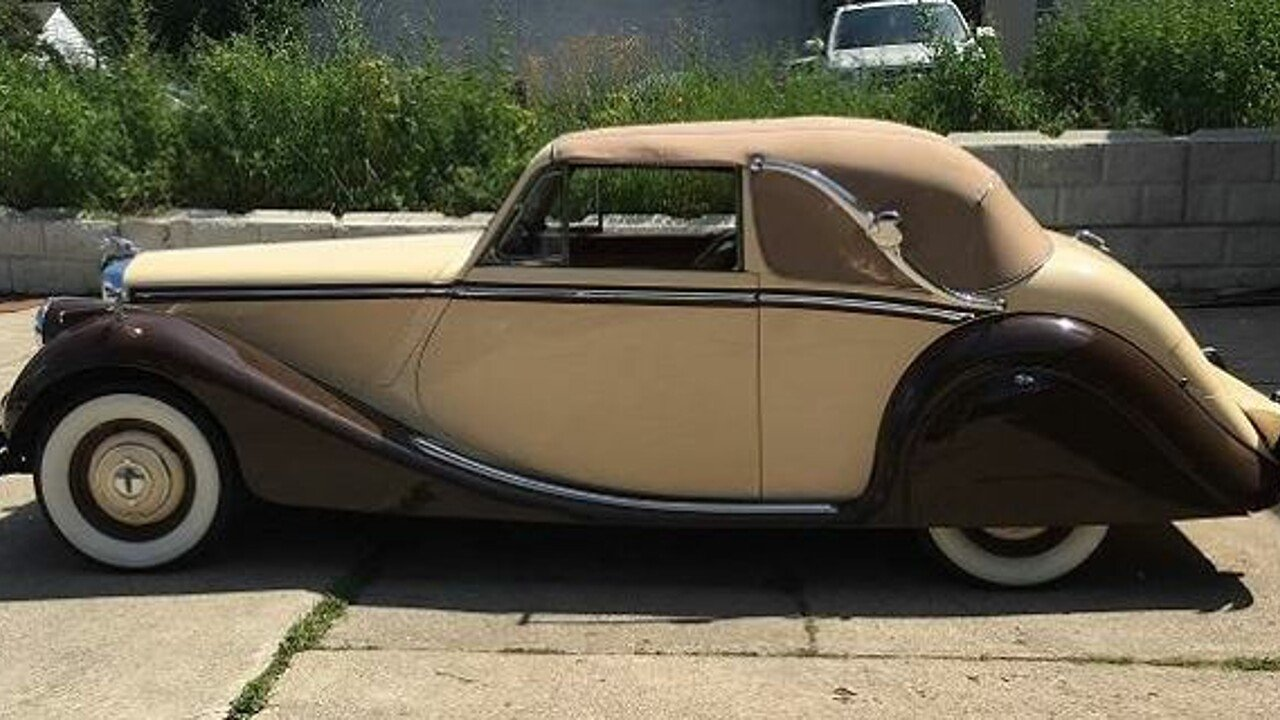 1950 Jaguar Mark V for sale 100836682