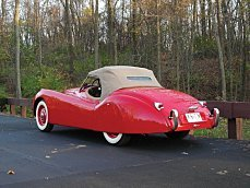 1950 Jaguar XK 120 for sale 100836074