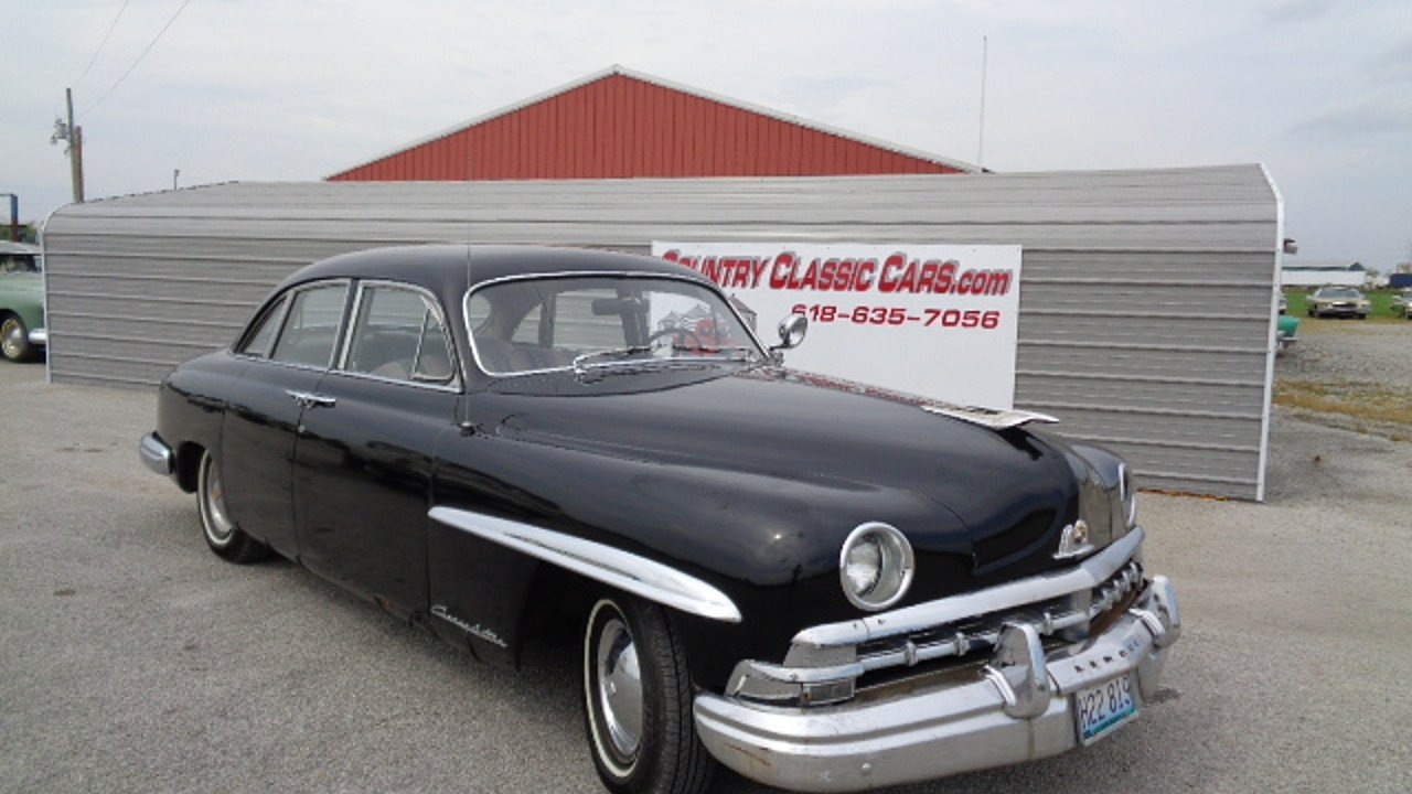 1950 Lincoln Other Lincoln Models for sale near Staunton, Illinois ...