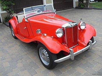 1950 MG MG-TD for sale 100738886