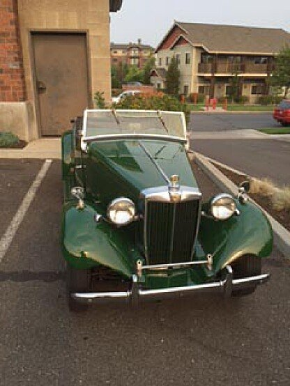 1950 MG MG-TD for sale 100753564