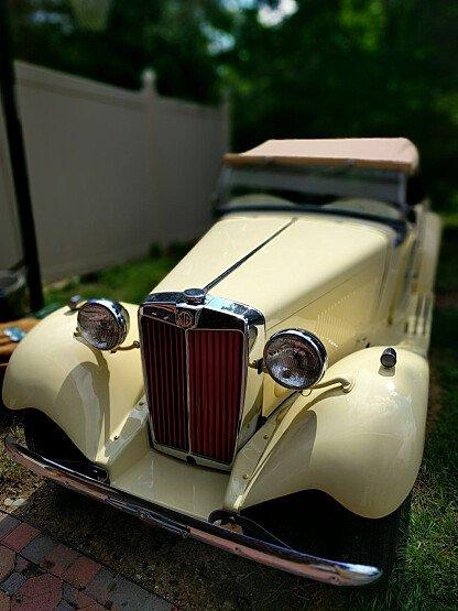 1950 MG MG-TD for sale 100943320