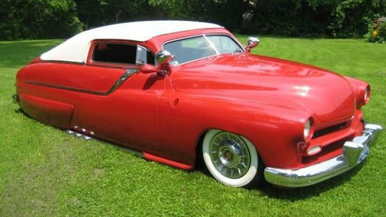 1950 Mercury Custom for sale 100838690