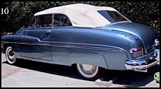 1950 Mercury Other Mercury Models for sale 100823612