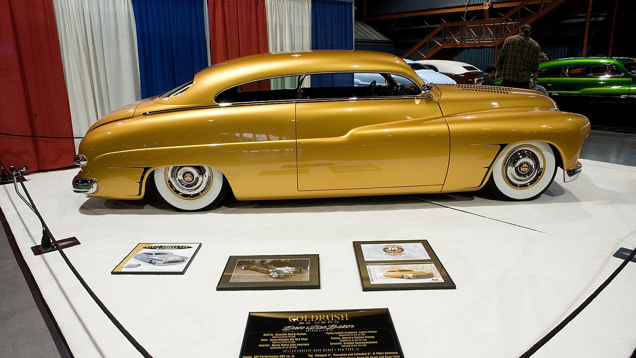 1950 Mercury Other Mercury Models for sale 100779469