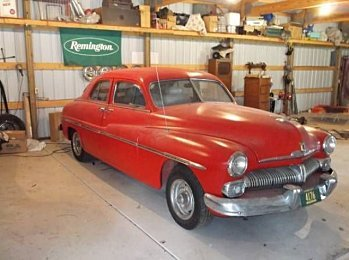 1950 Mercury Other Mercury Models for sale 100823324