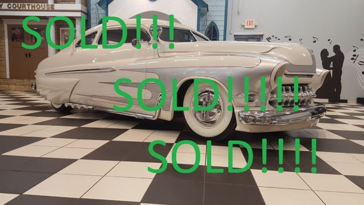 1950 Mercury Series 0CM for sale 100860324
