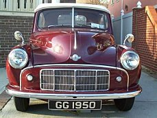 1950 Morris Minor for sale 100812619
