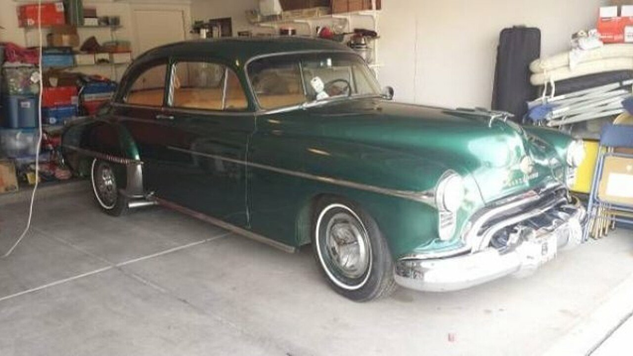 1950 Oldsmobile 88 For Sale Near Cadillac Michigan 49601