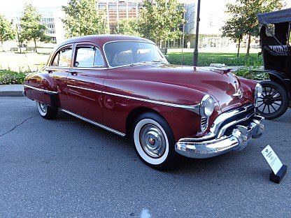 1950 Oldsmobile 88 for sale 100981503