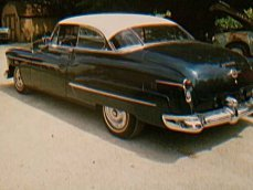 1950 Oldsmobile Ninety-Eight for sale 100838692