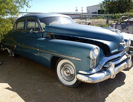 1950 Oldsmobile Ninety-Eight for sale 100922352