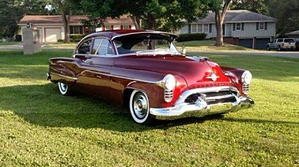 1950 Oldsmobile Ninety-Eight for sale 100954833