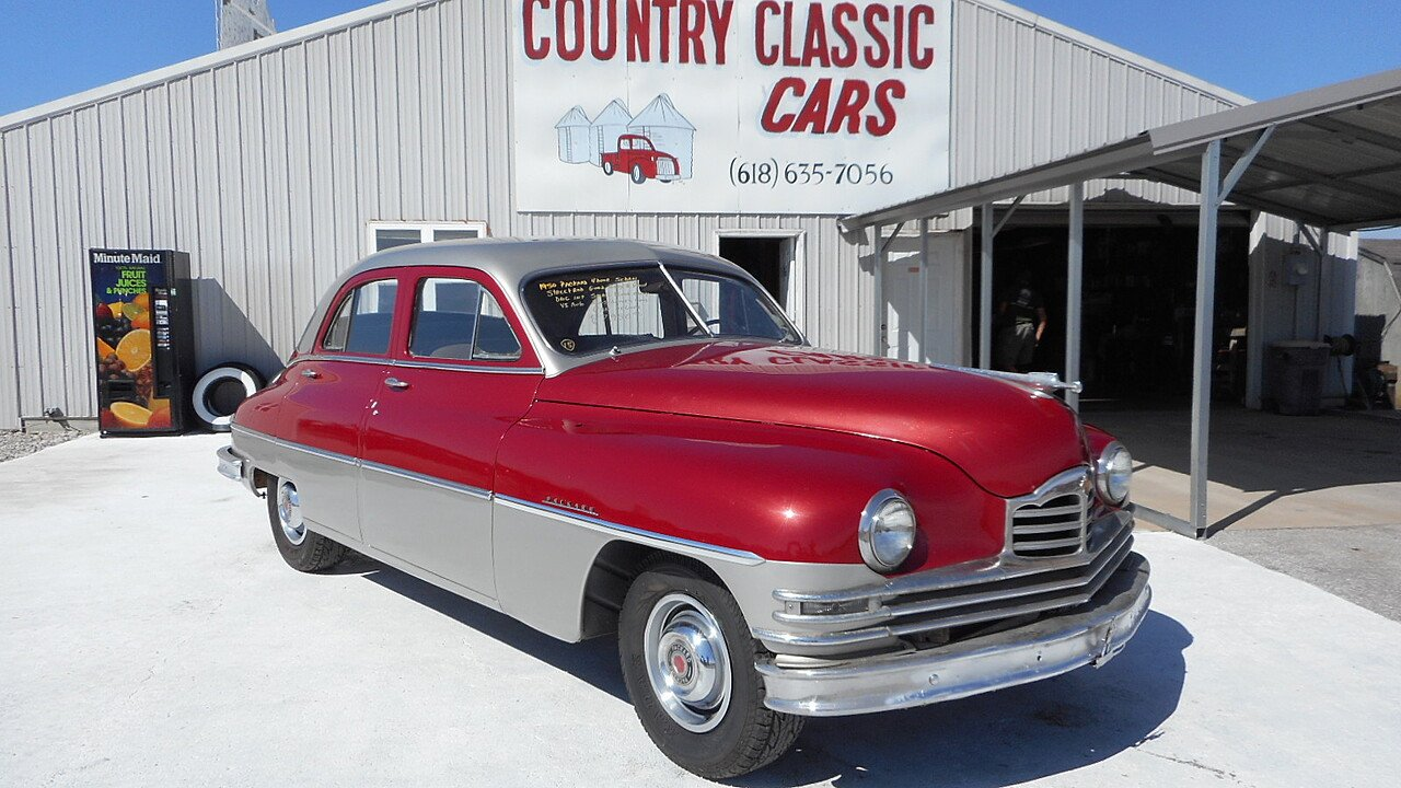1950 packard other packard models for sale near staunton illinois 62088 classics on autotrader. Black Bedroom Furniture Sets. Home Design Ideas