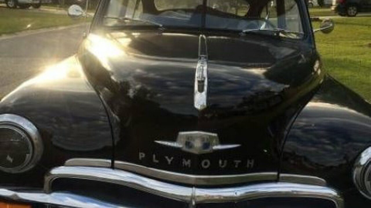 1950 Plymouth Deluxe for sale 100823420