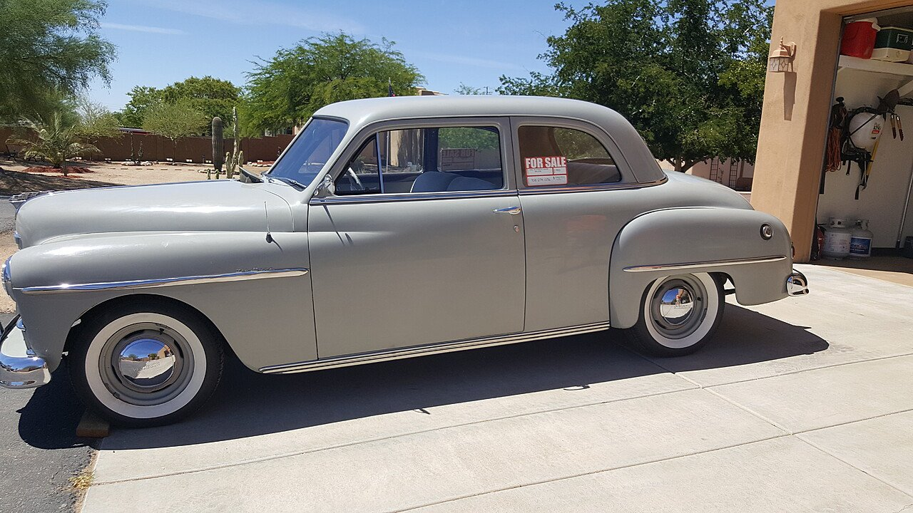 1950 Plymouth Deluxe for sale 100879096